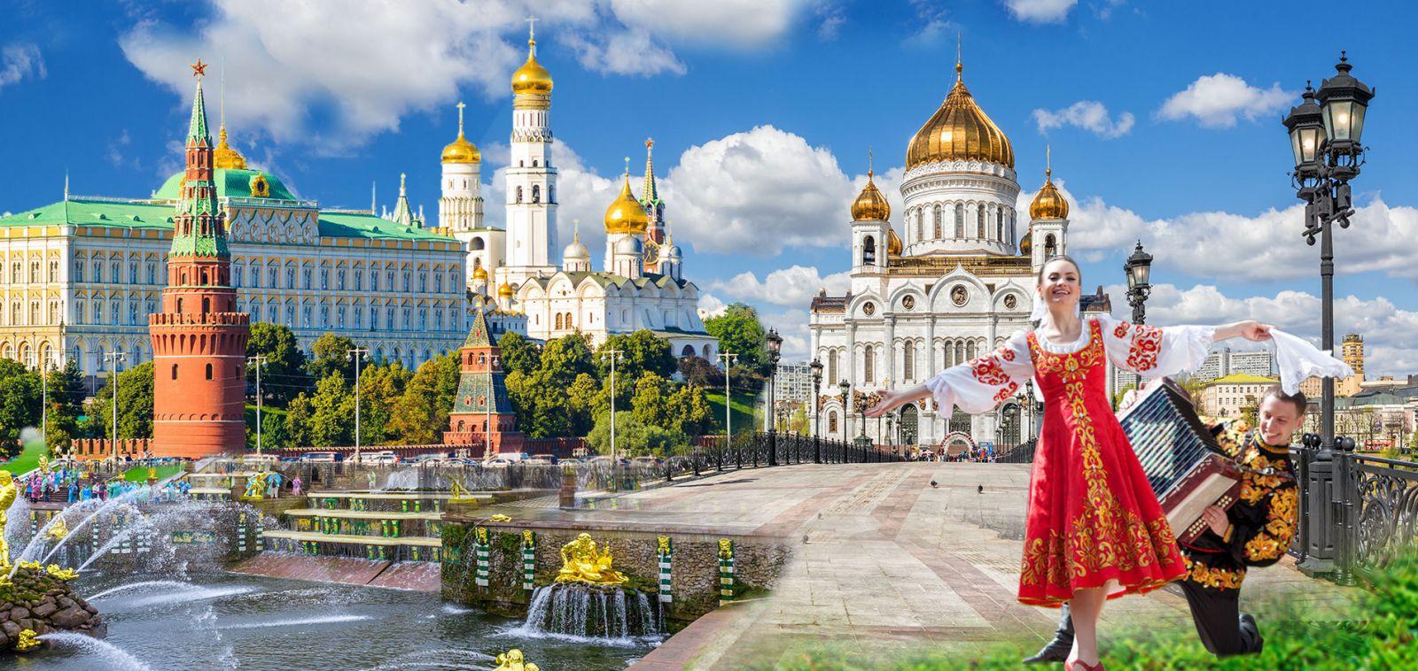 Kết quả hình ảnh cho hình ảnh đẹp Nhà thờ Chúa cứu thế Nga