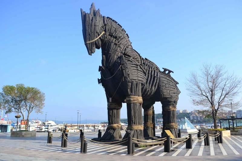 Ngựa gỗ thành Troy