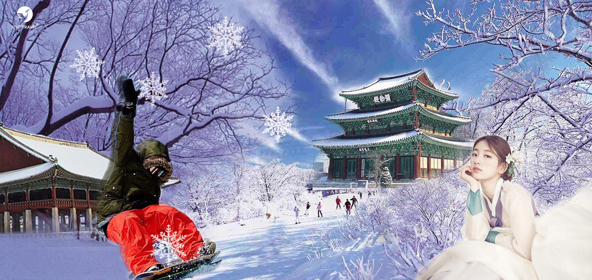 Home; Hàn Quốc Mùa Đông
