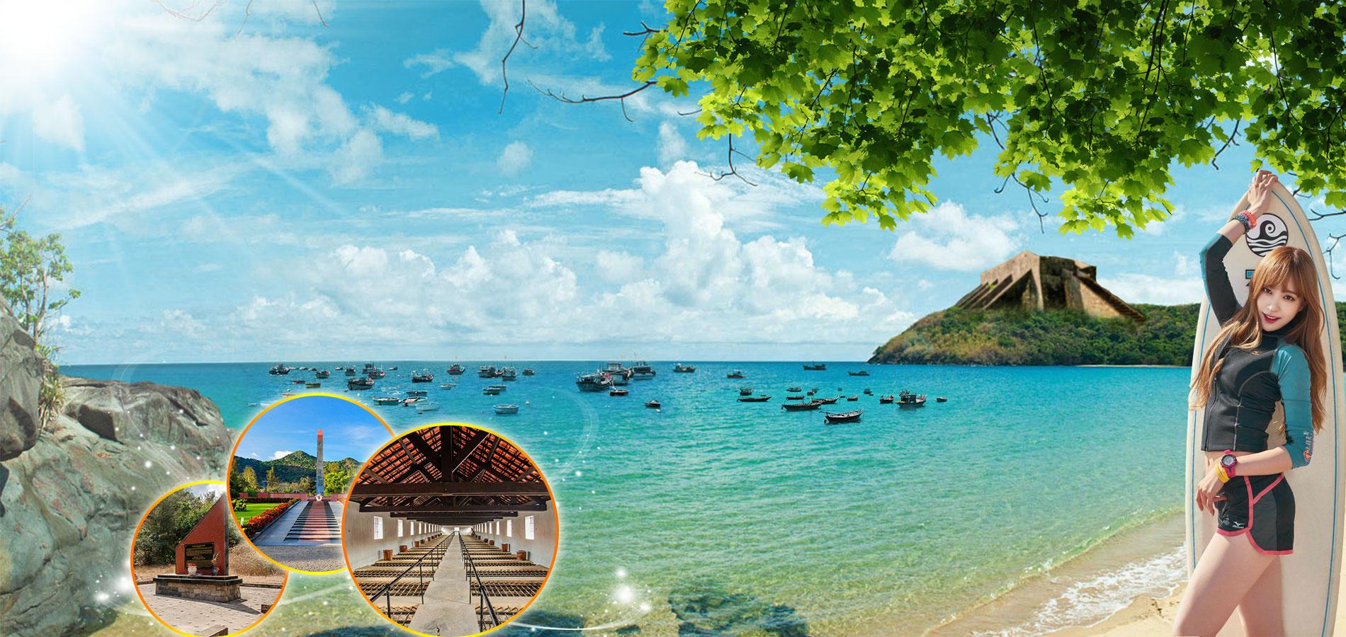Kết quả hình ảnh cho du lịch côn đảo